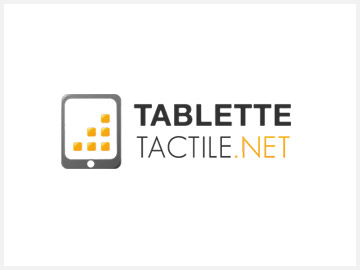 Logo Tablette Tactile