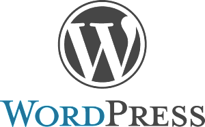 Logo du CMS Wordpress
