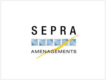 Logo Sepra Aménagement
