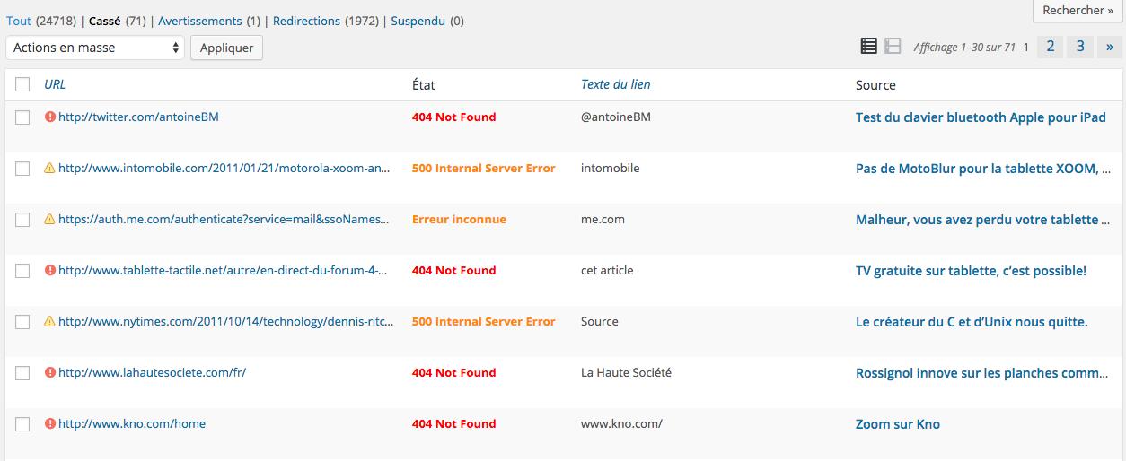 WordPress : 4 plugins Seo à installer systématiquement